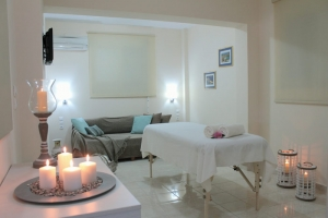 luxury villas lemnos massage services