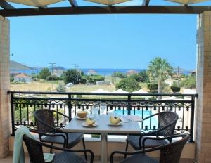 ξενοδοχεια στην μυρινα λημνου afroditi villa limnos