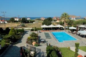 luxury hotel villas limnos ξενοδοχειο αφροδιτη λημνοσ